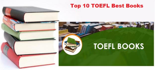 TOEFL Best Books